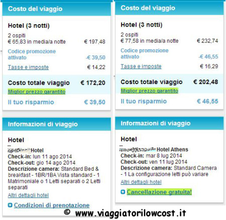 codice promo hotel codice Rates To Go