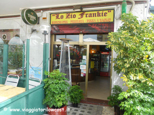 dove mangiare tipico a Roma Ristorante Zio Frankie