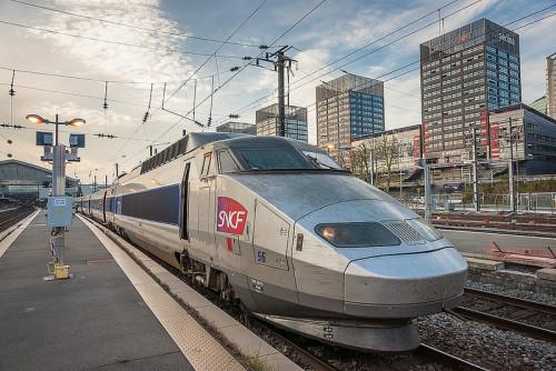Treni Low Cost Parigi 2014