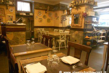Cucina tipica romana Ristorante Ambasciata d'Abruzzo Roma