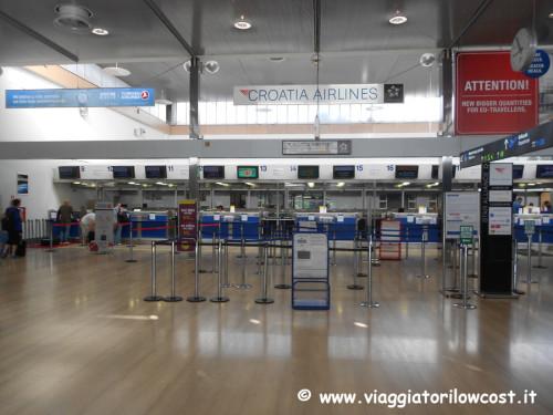 Come arrivare a Zagabria centro dall'aeroporto Pleso