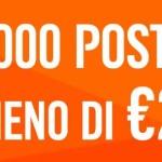 EasyJet: Voli low cost per l'Italia e l'Europa a meno di 29€