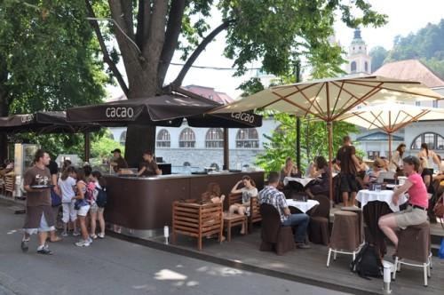 dove mangiare a Lubiana piatti tipici sloveni