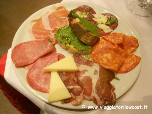 Ristorante L'Angolo a Roma mangiare bene a Roma