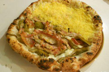 Pizzeria Shekkinah a Volla Pizza Fiocco Napoli