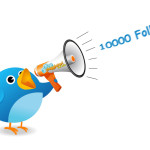 Viaggiatori Low Cost festeggia i 10000 follower su Twitter