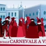 Speciale Carnevale a Venezia: Codice sconto Italo del 30%