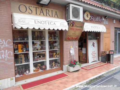 Mangiare a Roma Ottavia Ristorante Il Gatto Brillo