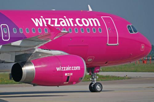 volo low cost Bergamo Košice di Wizzair