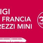 Treni AV: Biglietti in offerta a 30€ per la Francia