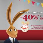 Nuovo codice sconto Italo del 40% per l'estate 2015