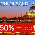 Promo Hotels.com: Saldi fino al 50% + codice sconto del 10%