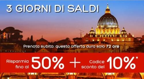 Promo Hotels.com codice sconto Hotels.com