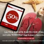 Italo Treno: Viaggi low cost in treno AV per l'estate 2015