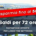 Hotels.com: Promocode del 10% e promo risparmio fino al 50%
