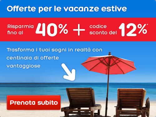 Promo Hotels.com codici sconto 2015