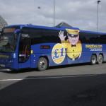 Viaggi low cost in autobus: Megabus sbarca in Italia!