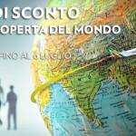 Codice sconto Alitalia per i voli intercontinentali