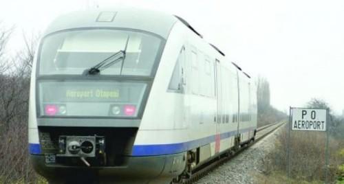 come arrivare a Bucarest dall'aeroporto Otopeni in treno