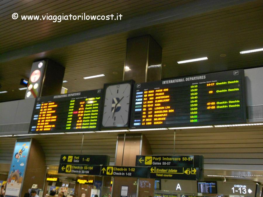 Aeroporto Bucarest : Come arrivare a bucarest dall aeroporto otopeni henri