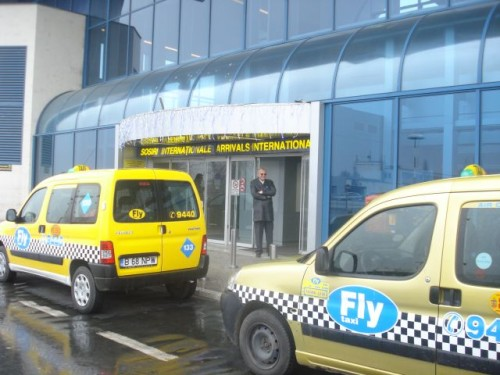 come arrivare a Bucarest dall'aeroporto Otopeni in taxi