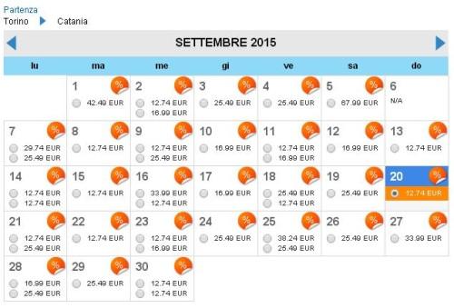 voli low cost Blue Air Italia Romania