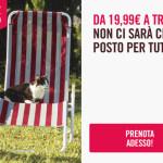 Voli low cost per il Nord e il Sud Italia a 19,99€
