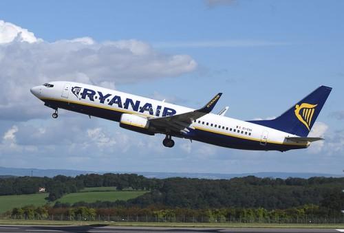 voli low cost Ryanair a Milano Malpensa