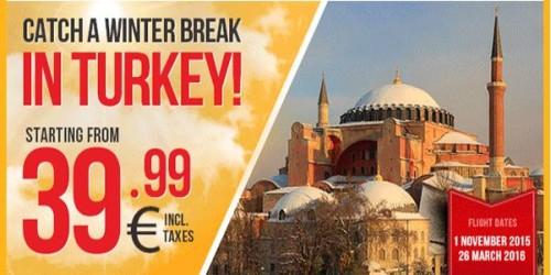 voli low cost per Istanbul Pegasus Airlines