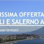 50% di sconto sui biglietti Italo Treno per Napoli e Salerno