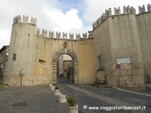 Cosa vedere a Genazzano Porta Romana