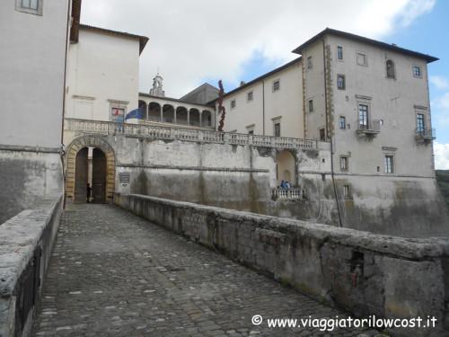 Cosa vedere a Genazzano visita del Castello Colonna