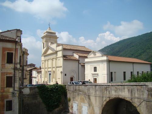 Cosa vedere a Genazzano Chiesa di San Nicola