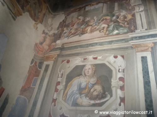 Cosa vedere a Genazzano visitare il Castello Colonna