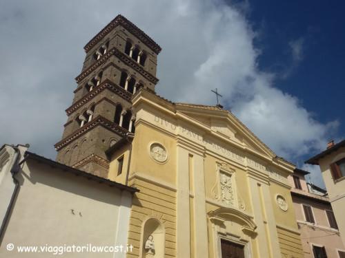 Cosa vedere a Genazzano visita alla Chiesa di San Paolo