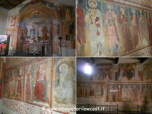 Cosa vedere a Genazzano Chiesa di Santa Croce
