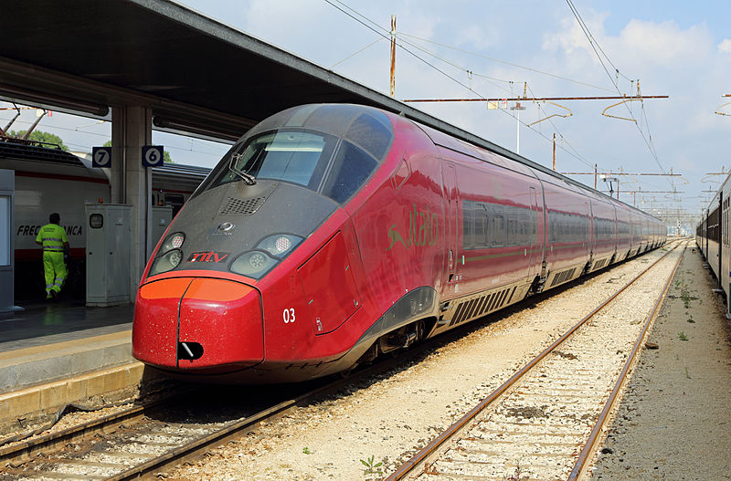 Italo treno ntv apre il collegamento napoli verona - Distanza tra stazione porta nuova e arena di verona ...