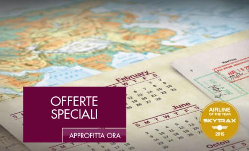 Voli economici per l'Asia da Roma, Milano e Venezia