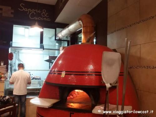 Forno Pizzeria Carmnella Napoli Centro vicino stazione