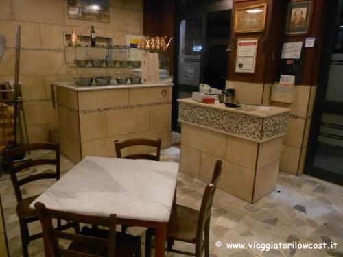 Banco Pizza Pizzeria Carmnella Napoli Centro vicino stazione