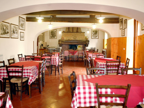 dove mangiare bene a Genazzano Agriturismo La Sonnina