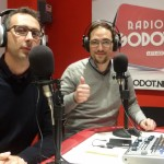 Nicola Spina ospite a Radio Godot per Foodie in Town