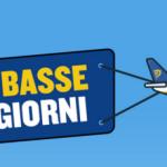 Voli low cost da Roma a meno di 13€ per febbraio 2016