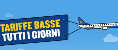 voli low cost da Roma con Ryanair
