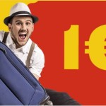 Voli low cost a 1€ con Ryanair (tasse incluse)