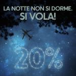 Alitalia: Sconto sui voli per Italia, Europa e Nord Africa