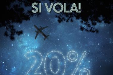 Codice promo Alitalia per i voli del 2016
