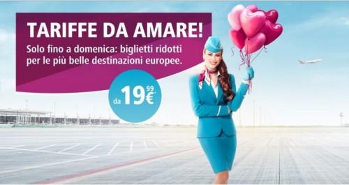 Viaggi economici per la Germania di Eurowings