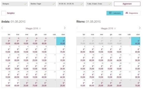 Viaggi economici Eurowings per Berlino
