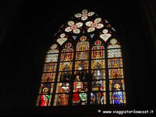 cosa vedere a Bruxelles Cattedrale da non perdere